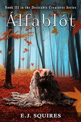 Álfablót ebook cover