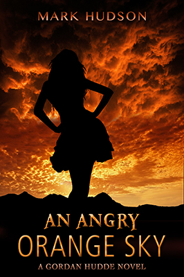 An Angry Orange Sky ebook cover
