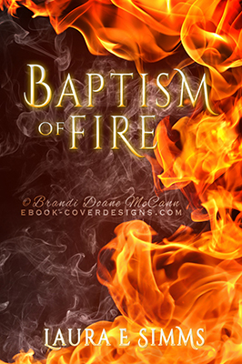 Baptism of Fire ebook cover