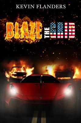 Blaze the Grid ebook cover