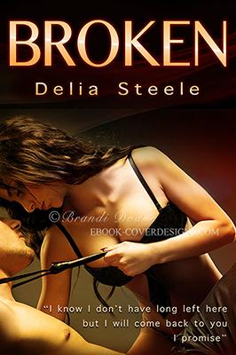 Broken ebook cover