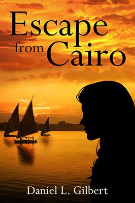 Escape from Cairo ebook cover
