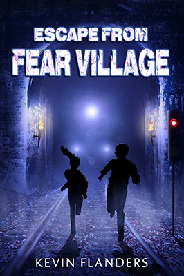 Escape from Fear Village ebook cover
