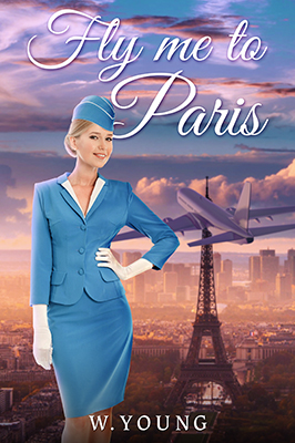 Fly Me To Paris ebook cover