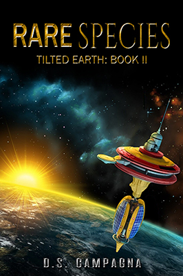 High Wire ebook cover design