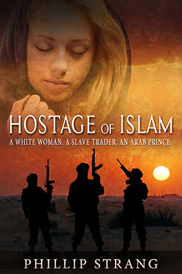 Hostage of Islam ebook cover