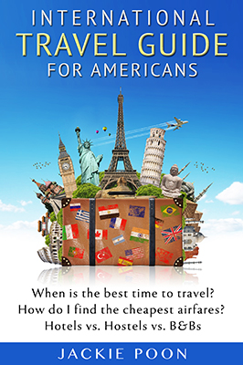 International Travel for Americans ebook cover