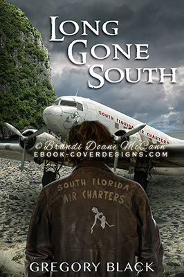 Long Gone South ebook cover