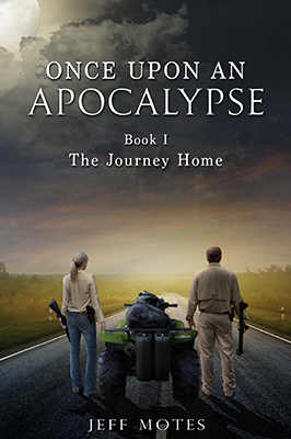 Once Upon an Apocalypse ebook cover