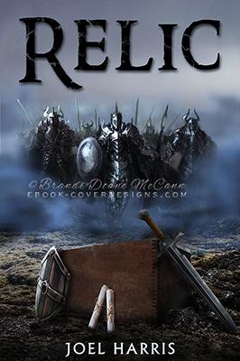 Relic ebook cover