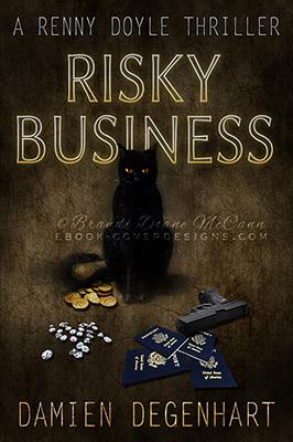 Risky Business ebook cover