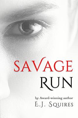 Savage Run ebook cover