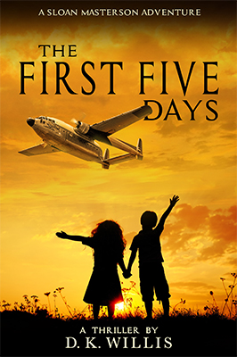 The First Five Days ebook cover