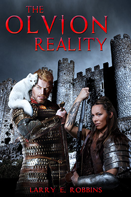 The Olvion Reality ebook cover