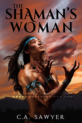 The Shaman's Woman ebook cover
