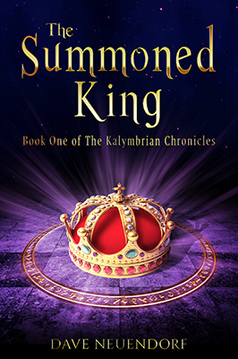 the summoned king ebook cover