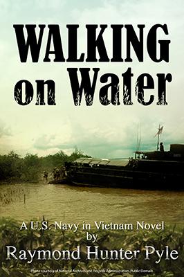 Walking on Water ebook cover