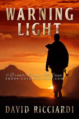 Warning Light ebook cover